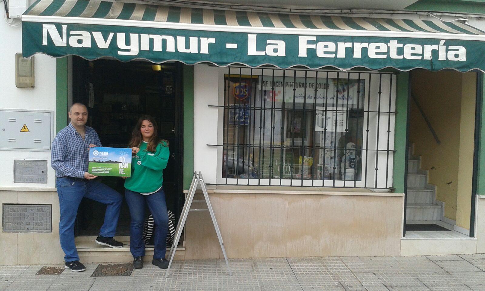 Navymur La Ferreteria (Aljaraque, Huelva)
