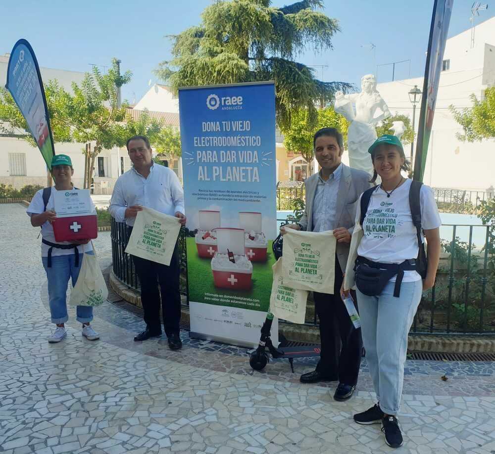 Campaña DVAP en Aljaraque