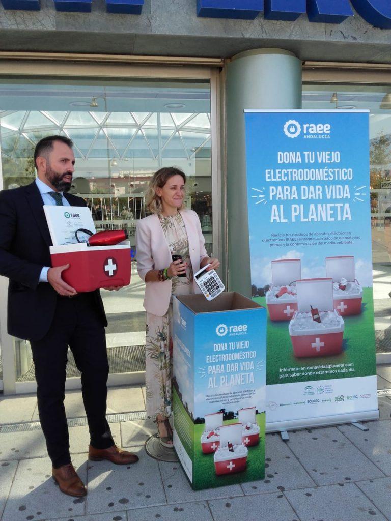 Dona Vida al Planeta en El Ejido (Almería)