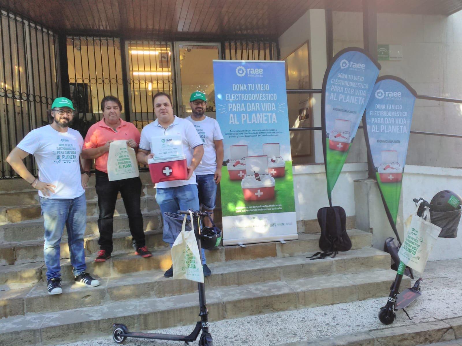 Dona Vida Al Planeta en Martos (Jaén)